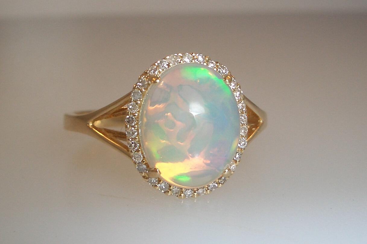 Outstanding Opal