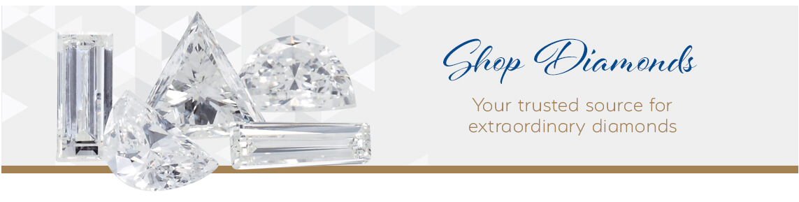 ad banner for diamonds